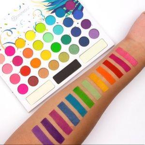 bh cosmetics | take me back to brazil palette
